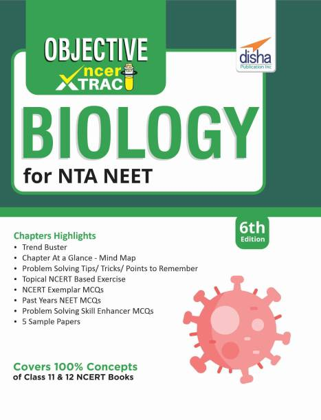 Objective NCERT Xtract Biology for NEET 6th Edition