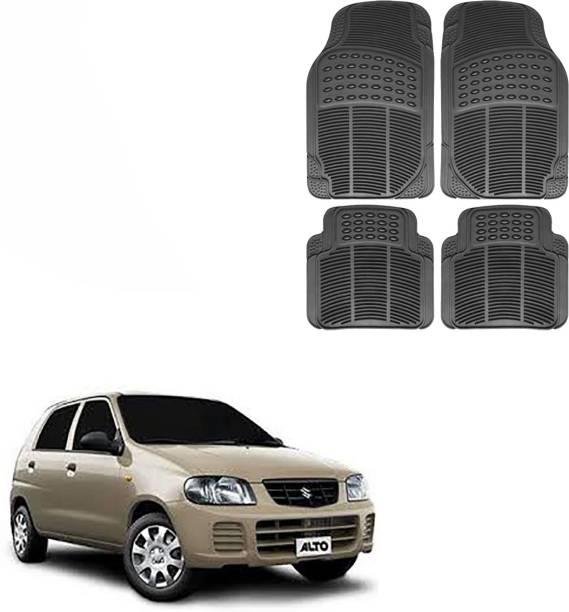 AutoKraftZ Rubber Standard Mat For  Maruti Suzuki Alto