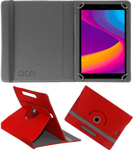 ACM Flip Cover for Panasonic Tab 8 Hd