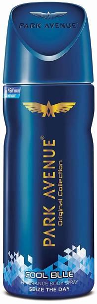 PARK AVENUE Cool Blue Body Spray 150ml-1Pcs QT55 Body Spray  -  For Men