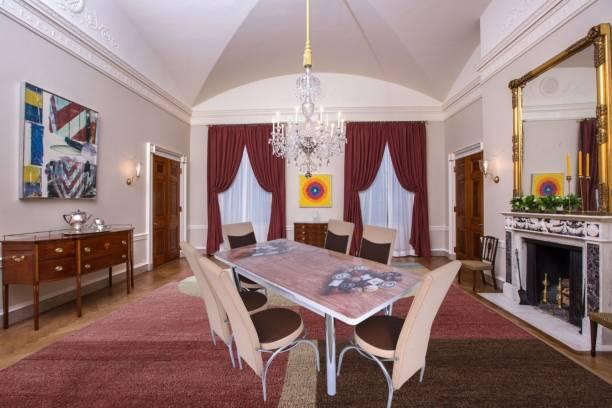 LOYAL FURNITURE Engineered Wood 6 Seater Dining Set
