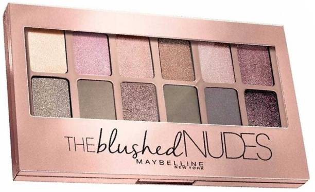 MAYBELLINE NEW YORK THE BLUHED NUDE 9 g