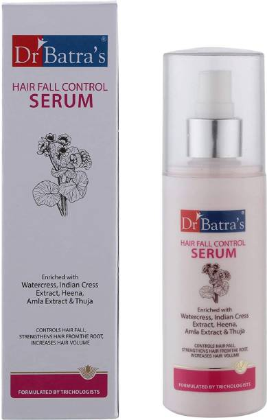 Dr. Batra's Hairfall Control Serum 125ml-1Pcs WP887