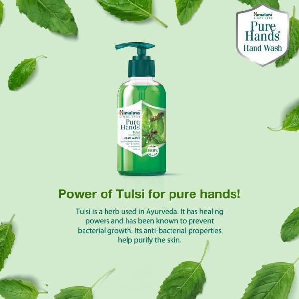 HIMALAYA Tulsi Purifying Hand Wash Pump Dispenser