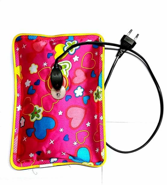 BG BROTHERS hot water bags for pain relief, heating bag electric, Heating Pad-Heat Pouch ,(Mlti Color) hot water beg 1 L Hot Water Bag