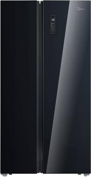 Midea 661 L Frost Free Side by Side Refrigerator