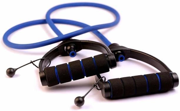 atanx Adjustable Resistance Tube, Exercise, Workouts, Resistance Tube Resistance Tube