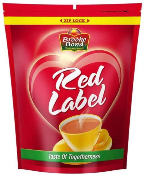 Red Label Tea Black Tea Pouch