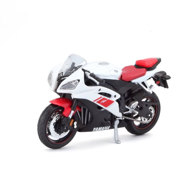 Adventure Force 2008 YAMAHA YZF-R6 Scale 1/18 Die Cast Replica