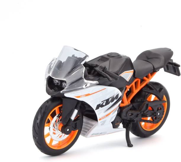 Adventure Force KTM RC 390 Scale 1/18 Die cast Replica