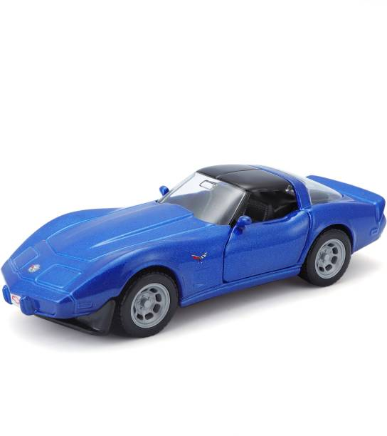Adventure Force 1978 CHEVROLET CORVETTE 4.5 inch Die cast Replica