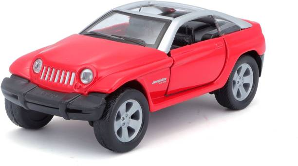 Adventure Force JEEP JEEPSTER 4.5 inch Die cast Replica