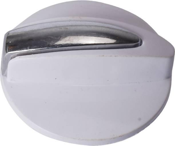 Pintu Electricals Round Plastic Knob for LG Semi Automatic Washing Machine (White) -4 Pieces Set Washing Machine Inlet Hose