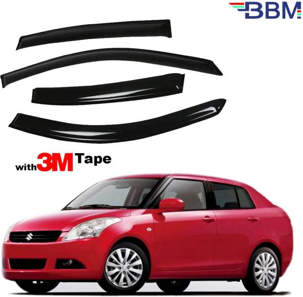 BBM For Front, Rear Wind Deflector