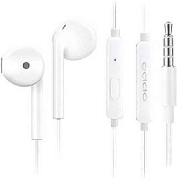 OPPO ORIGINAL 3.5MM COMBO PACK EARPHONE Wired Headset