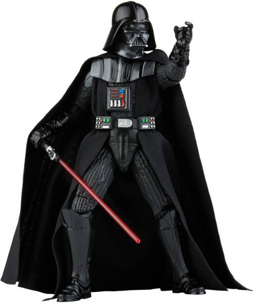 STAR WARS The Black Series Darth Vader Toy 6-Inch-Scale: The Empire Strikes Back Collectible Action Figure