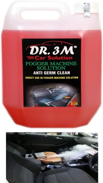 dr.3m FOGGER MACHINE SOLUTION  (ANTI GERM CLEAN) 5ltr.