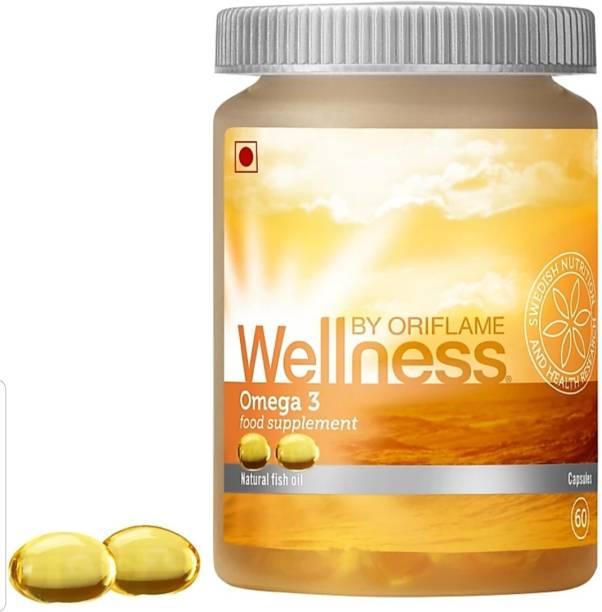 Oriflame omega 3 capsules