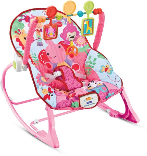 Miss & Chief Portable Metal Vibration Bouncer