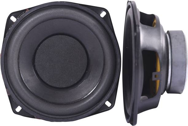 Barry John BJ-5SW-2 4 ohm 30 Watt HiFi Woofer Deep Bass/Heavy Magnet Subwoofer for Home Theater(Pack of 2) Subwoofer