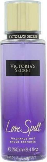 Victoria's Secret Love Spell Fragrance Body Mist - For Women (250 ml) Body Mist  -  For Women