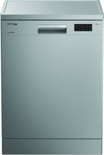 Voltas Beko DF14S Free Standing 14 Place Settings Dishwasher