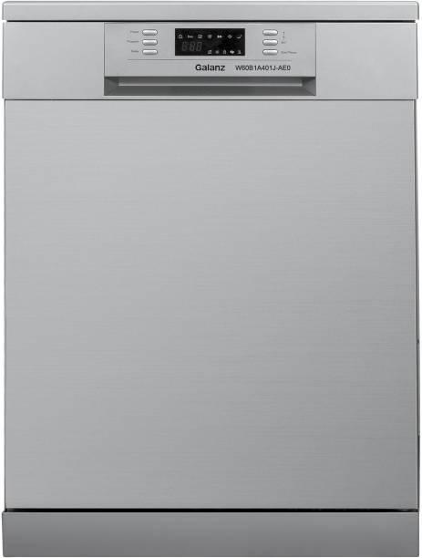 Galanz W60B1A401J_AE0 Free Standing 12 Place Settings Dishwasher
