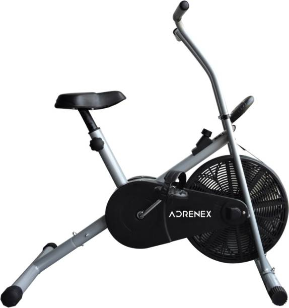 Adrenex by Flipkart AIRBIKE90 Exercise Bicycle with Fixed Handles Upright Stationary Exercise Bike