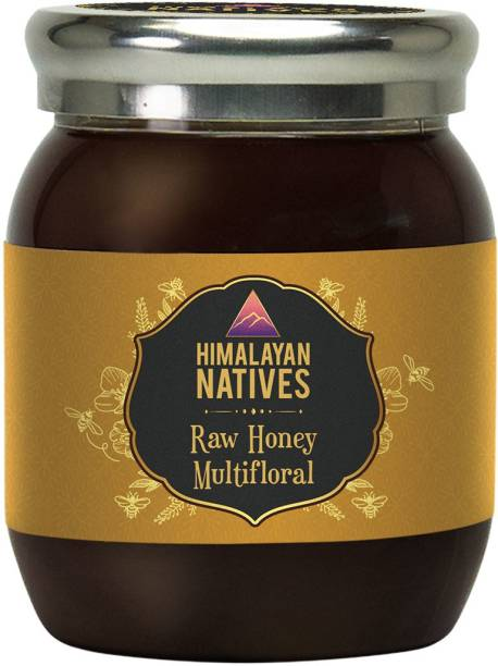Himalayan Natives 100% Natural Multifloral Raw Honey