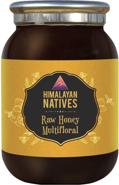 Himalayan Natives 100% Natural Multifloral Raw Honey