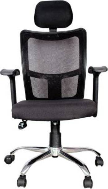 AquaLeo Fabric Office Arm Chair