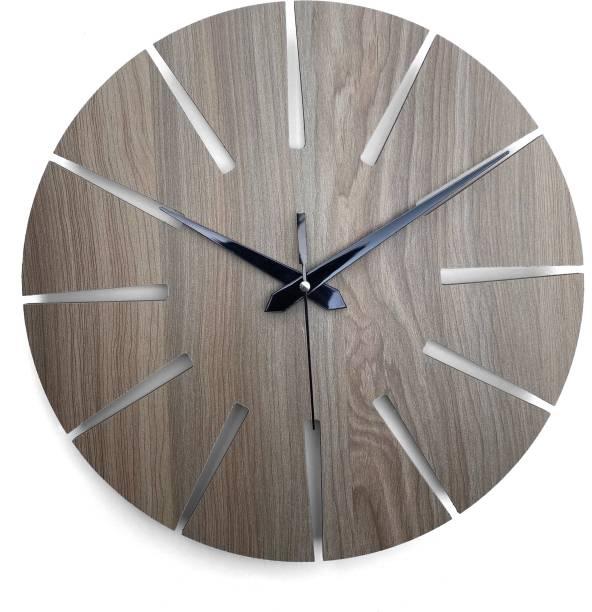Flipkart SmartBuy Analog 28 cm X 28 cm Wall Clock