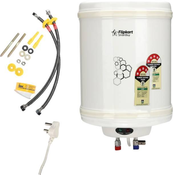 Flipkart SmartBuy 25 L Storage Water Geyser with Accessories (Hydra, Ivory)