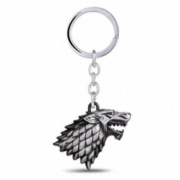eShop24x7 Game Of Thrones Gothic Winter is Coming STARK Key Chain