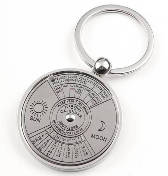 Prostuff 50 Years Calendar Key Chain