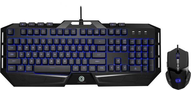 Circle SABERON X7C Wired USB Gaming Keyboard