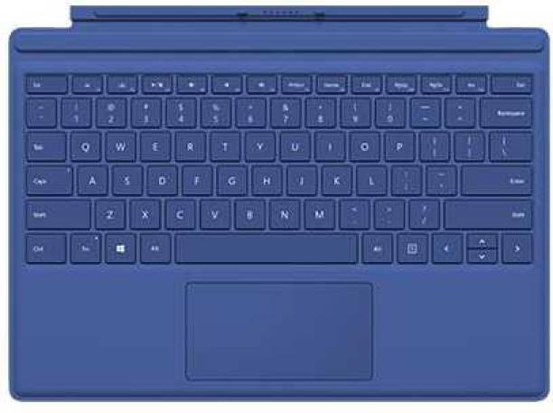 MICROSOFT Surface Pro 4 Type Cover Magnetic Laptop Keyboard