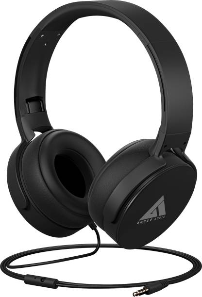 Boult Audio Bass Bud Q2 Wired Headset