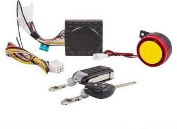 Auto Garh One-way Bike Alarm Kit