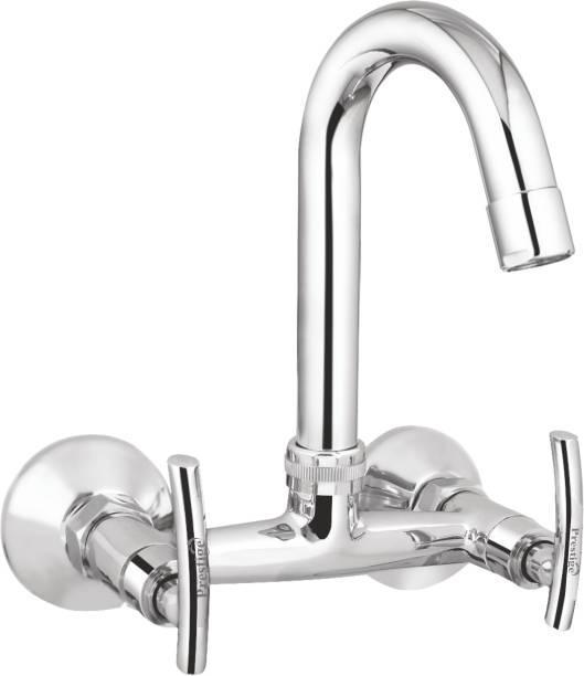 Prestige C-2 Sink Mixer C-2 Sink Mixer Chrome Silver platet Tap Faucet Bib Cock Angle Cock Pillar Tap Bathroom Tap Mixer Faucet