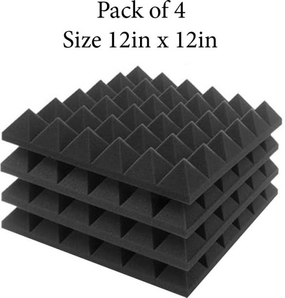 SOUNDPROOF ACOUSTIC SOLUTION Foam Pyramid Wall