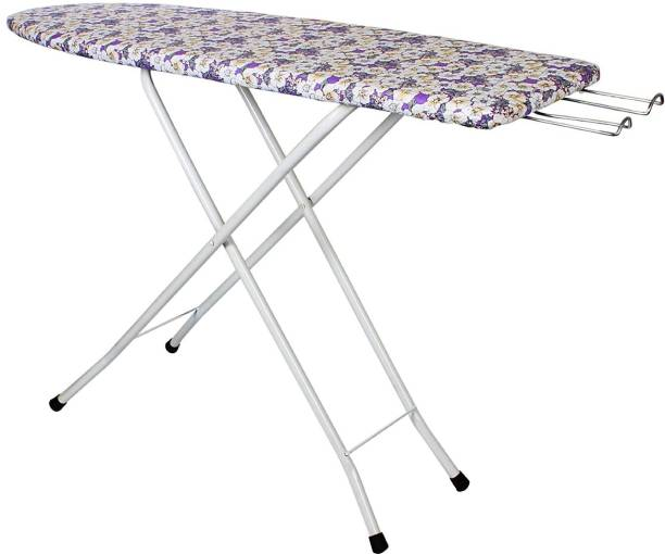 HOMACE Premium Quality Wooden Ironing Board/ Iron Table Stand with Press Holder Ironing Board Ironing Board