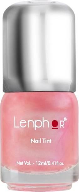 lenphor Nail Tint Mildly Pink 70, Pink, 12 ml Mildly Pink