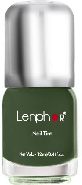 lenphor Nail Tint Oliveoto 51, Green, 12 ml Oliveoto