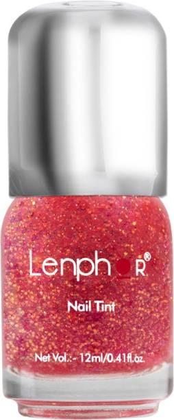 Lenphor Nail Tint Pink Lust 21, Pink, 12 ml Pink Lust