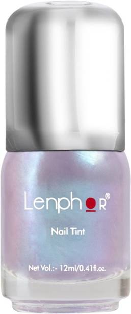lenphor Nail Tint Molten Unicorn 78, Purple, 12 ml Molten Unicorn