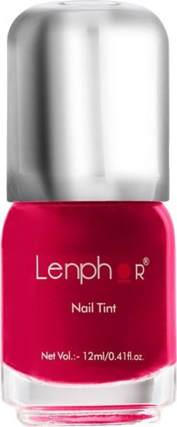 lenphor Nail Tint Roseate Glee 66, Pink, 12 ml Roseate Glee