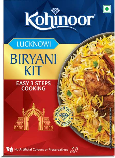 Kohinoor Lucknowi Biryani Kit 327 g