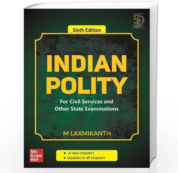 Indian Polity By M.Lakshmikanth