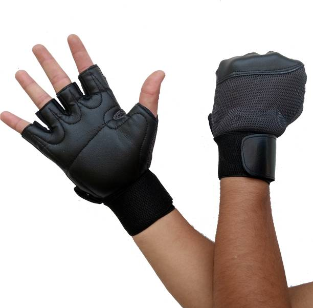 GymWar Gym Gloves / Sports Gloves / Fitness Gloves/ Workout Gloves / Weight Lifting Gym & Fitness Gloves